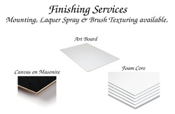 Finishing Services