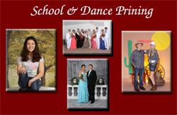 School & Dance Printing